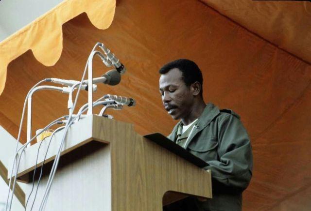 Presidente Mengistu