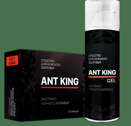Ant King гель для потенции и увеличения