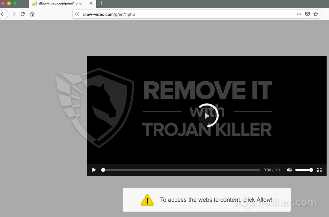 remove Allow-video.com