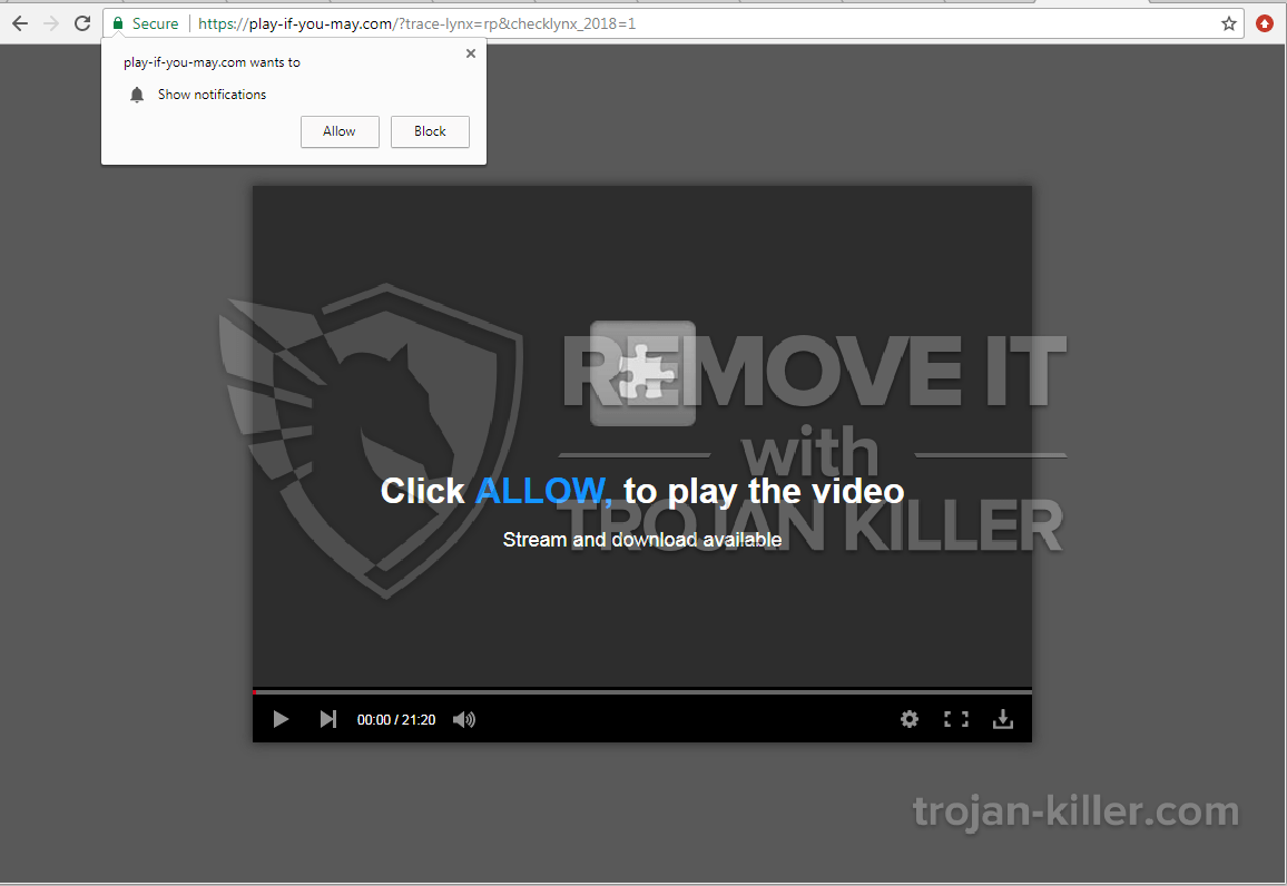 remove Play-if-you-may.com