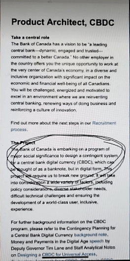 CBDC-central-bank-cryptocurrency-card-canada-canadian-bank-of-canada
