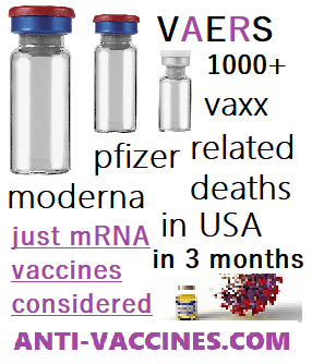 vaccine related deaths, adverse effects, vaccine, vaccine complications, vaccine linked deaths, death by vaccine, mrna vaccine, usa, pfizer vaccine, pfizer warnings, blood thrombosis, underreported, best vaccine, safest vaccine, trial studies, recommended vaccine, medical opinion, suggestion,