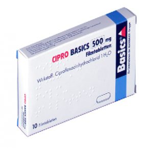 Cipro (Ciprofloxacin) uses and dosage | Antibiotics