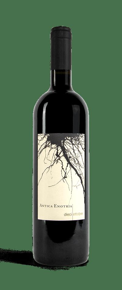 Dieci Ottobre antica enotria vino biologico puglia