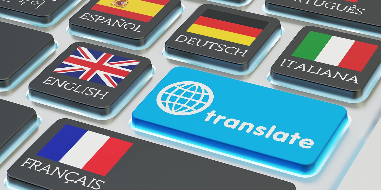 Contributo per le traduzioni