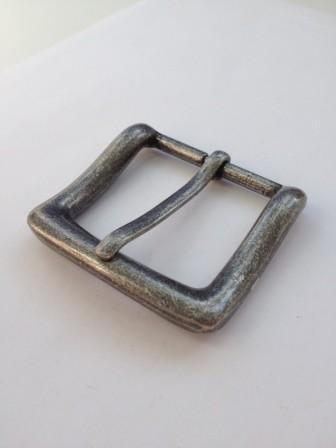 Надежная Пряжка 40 мм ст серебро | 240р. | 3