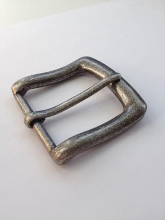Надежная Пряжка 40 мм ст серебро | 240р. | 7