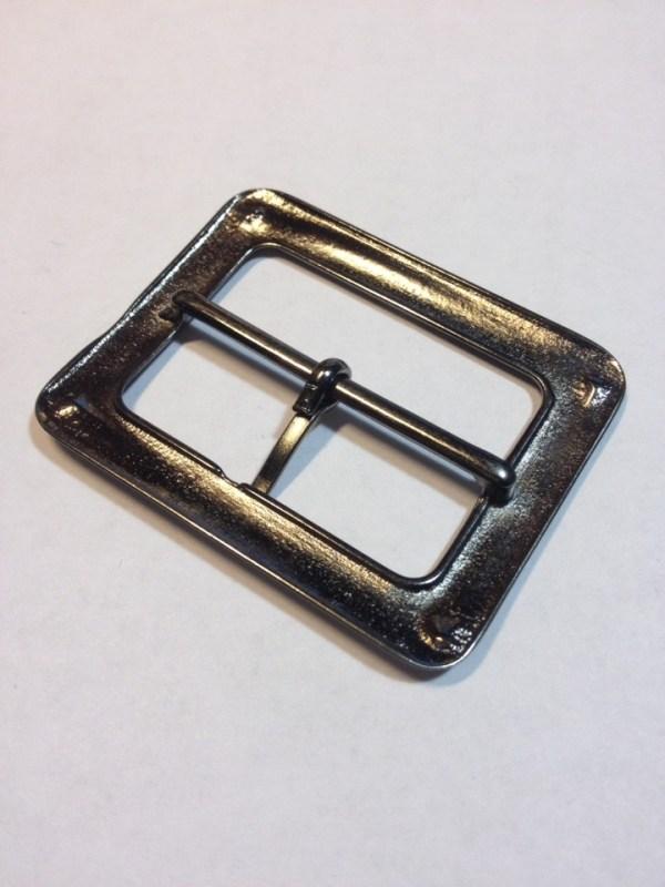 Пряжка 40 мм черный никель  Фурнитура для кожгалантереи | 90р. | 2