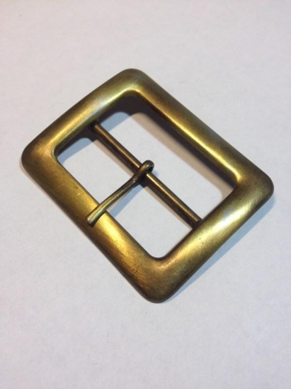 Пряжка 40 мм старая латунь сатин Фурнитура для кожгалантереи   90р.   4