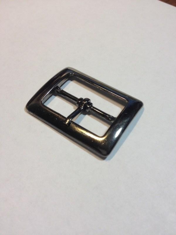 Пряжка 30 мм черный никель Фурнитура для кожгалантереи | 80р. | 2
