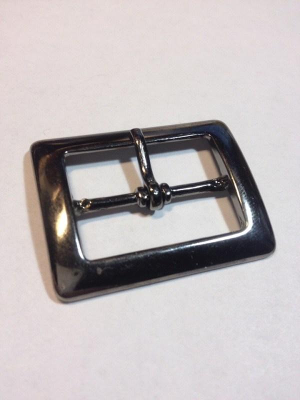 Пряжка 30 мм черный никель Фурнитура для кожгалантереи | 80р. | 4