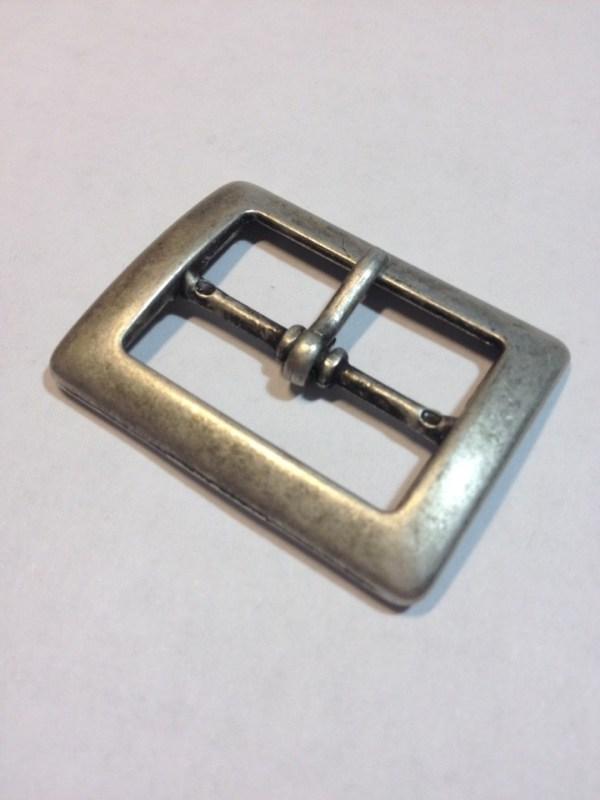 Пряжка 30 мм старое серебро  Фурнитура для кожгалантереи | 80р. | 2