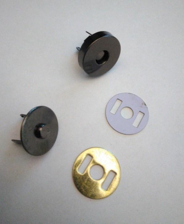 Магнитный замок 14 мм Кнопка магнитная | 20р. | 1