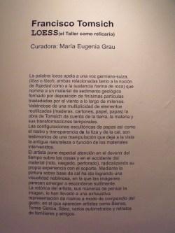 11b_ Loess, texto curatorial de María Eugenia Grau