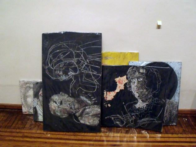 11_TIZAS EN MONTAJE (2007) - TALLER BLANES - TOMSICH 2010