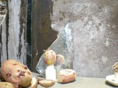 Papas y bocetos para cabezas, Atelier Lindolfo (2008)