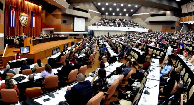 Cuba's IX National Assembly for People's Power