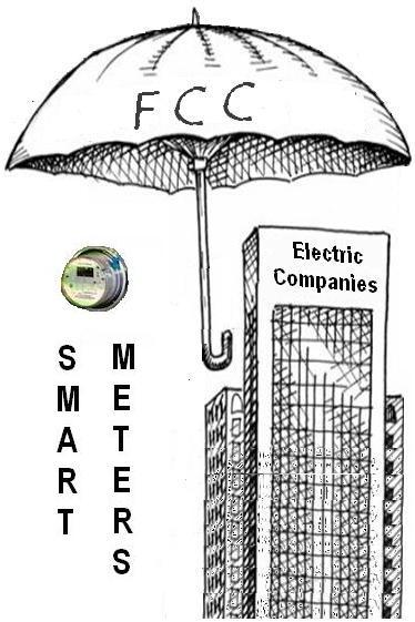 The Federal Communications Commission is NOT what they