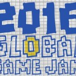 Flyer Global Game Jam 2016