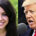 Feminist demands Trump assassination