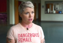 Clementine Ford doxxes 14 year old boy