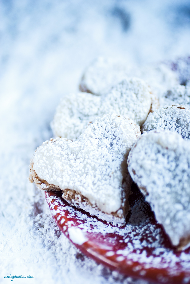 Les petits cœurs de Noël - Antigone XXI