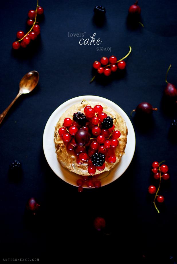 Le layer cake des amoureux - Antigone XXI