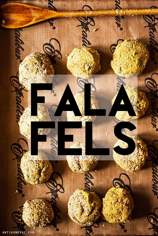 Falafels & Hummus - Antigone XXI