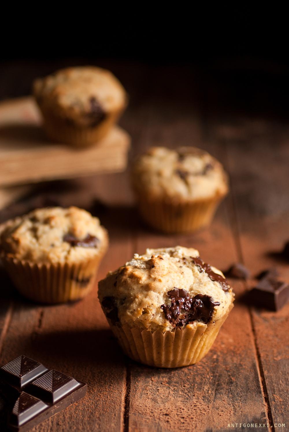 Ma recette inratable de muffins véganes (avec ou sans gluten) | Antigone XXI