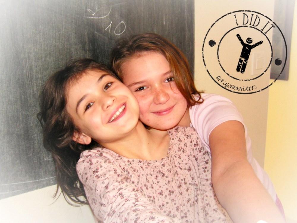 Notre aventure de l'école à la maison {I did it!} - Antigone21.com