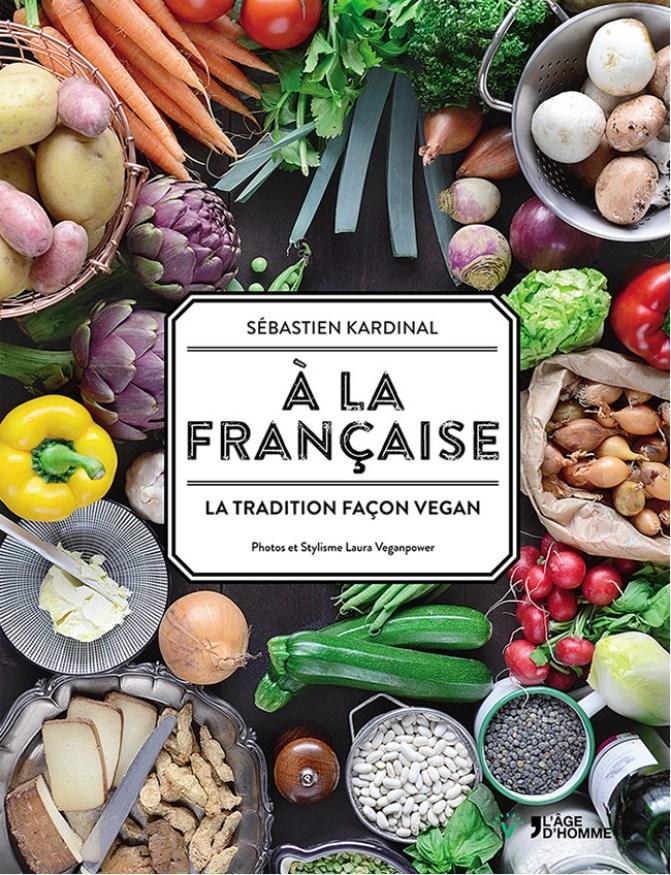 5 livres véganes pour les amateurs de viande et de fromage - Antigone21.com