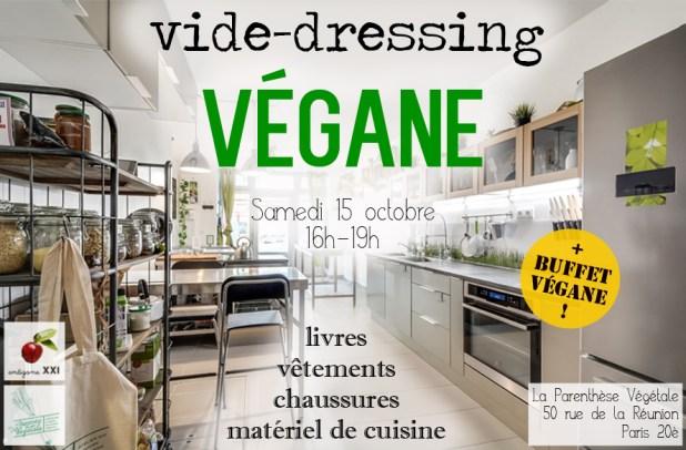 Vide-dressing végane - www.antigone21.com