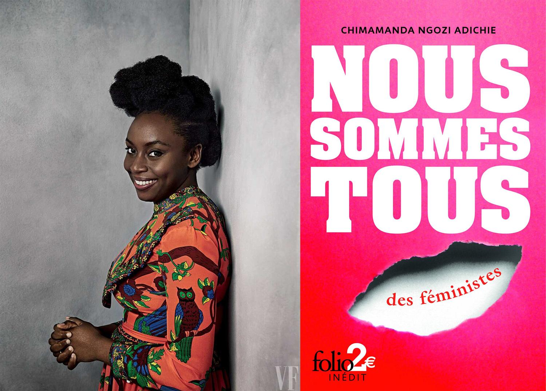"""""""Nous sommes tous des féministes"""" de Chimamanda Ngozi Adichie"""
