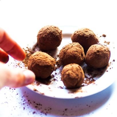 Cruffes au chocolat