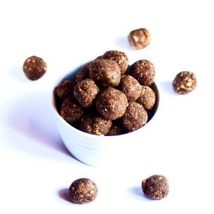 Cruffes caroube & cacahuète
