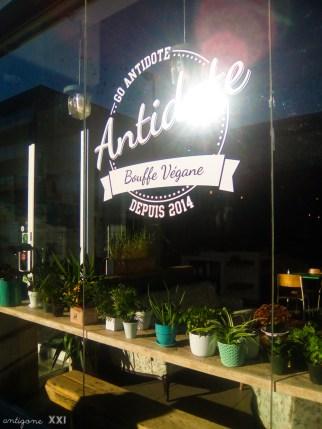 Une semaine végane à Montréal - Antigone21.com