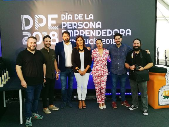 DPE 2018 - Premios Andalucía Emprende