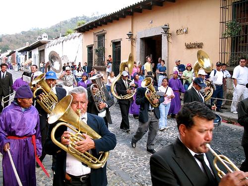 Processional Musicians