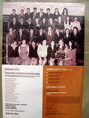 Los Desaparecidos Poster