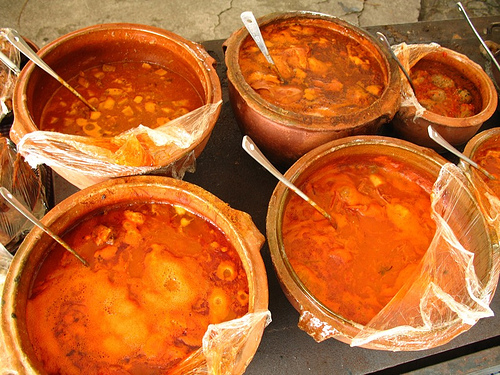 Guatemalan Cuisine: Revolcado, Pepian, Hilachas, Subanik, Longanizas