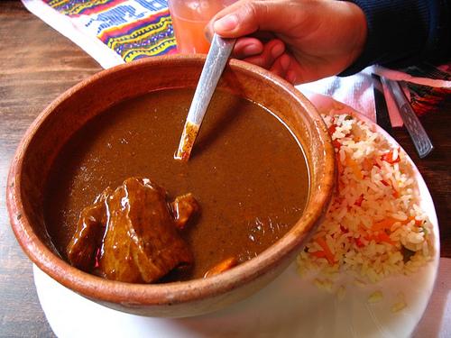 Guatemalan Cuisine: Pepián