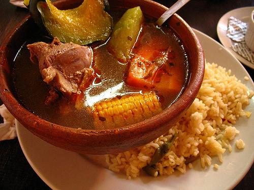 Guatemalan Cuisine: Caldo de Res