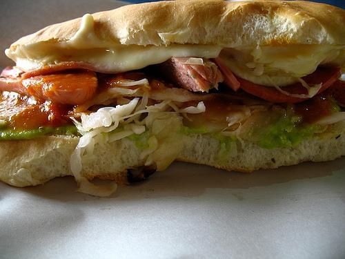 The Guatemalan Shuco Hot Dog