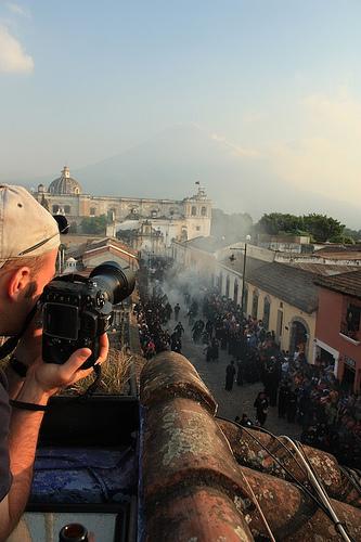 Holy Week: The Photographers
