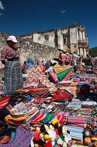 Colorful Guatemala