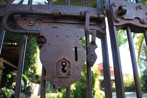 Old Lock Revisited