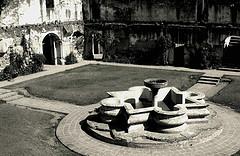 Fountain ruin