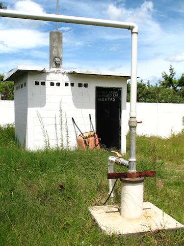 Guatemalan Water Wells Wet Wealth