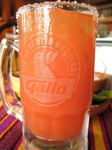 Guatemalan Beer: Chelada or Michelada?