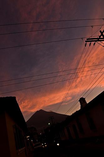 Antigua's February Sunsets 1